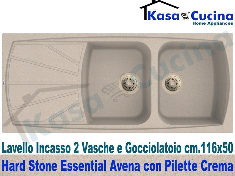 Piano Cottura Incasso cm.90 Acciaio Inox Moderno 5 Fuochi Gas ...