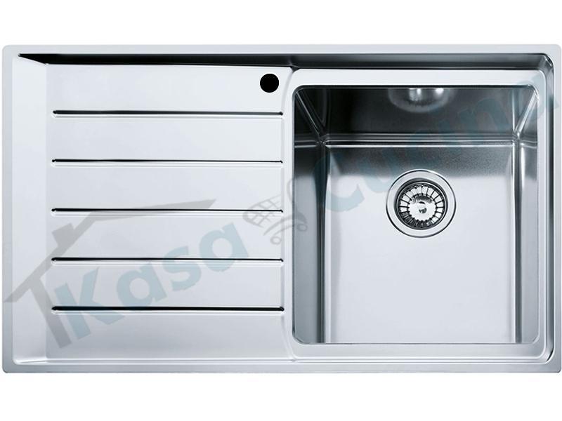 Lavello Franke Neptune Plus - NPX 611 860 X 500 1 Vasca Sinistra con ...