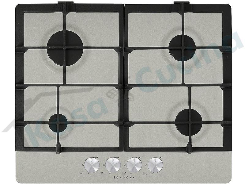 Piano Cottura Cucina Incasso 60 Alumina Primus 5G66G.04N 4 F ...