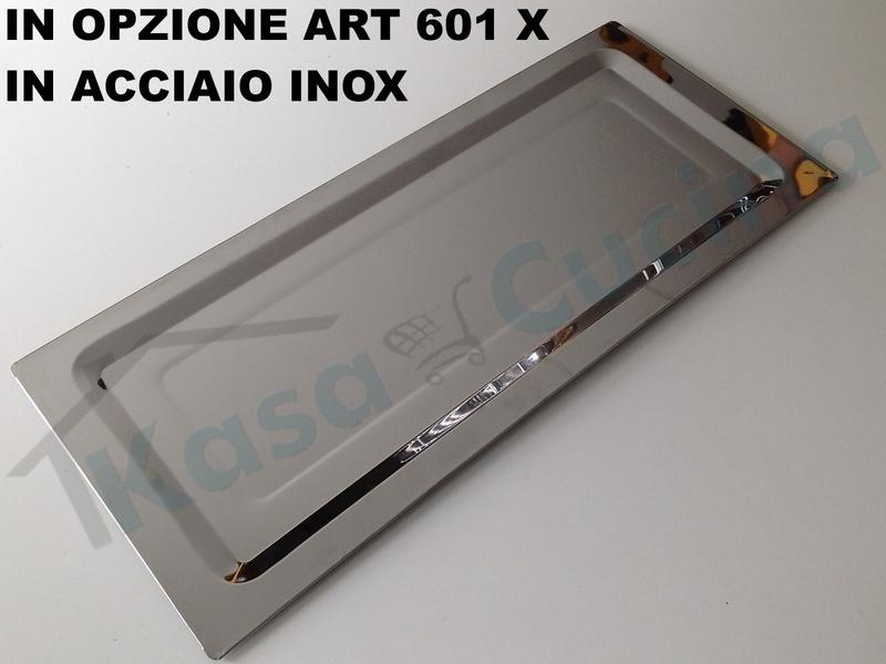 Telaio alluminio Inoxa 502//90 per pensile da 90 interno 86,4 supporti plastica