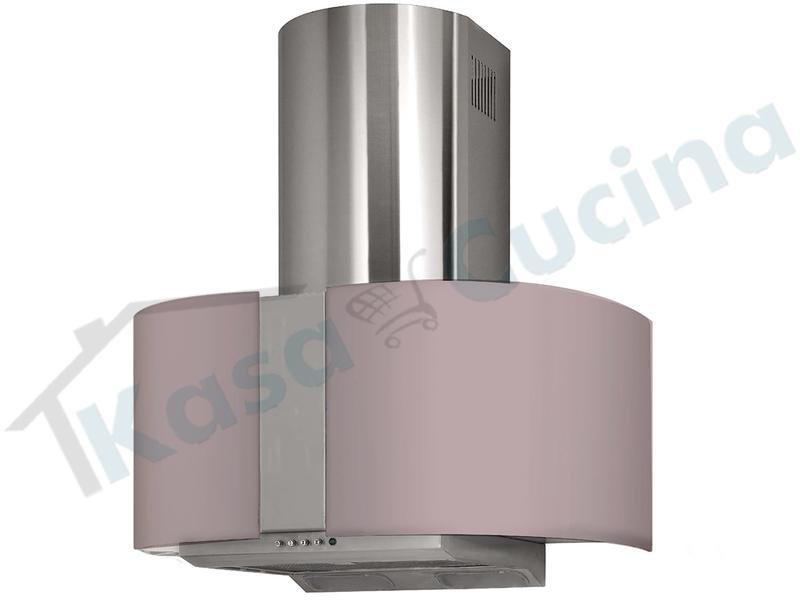 Cucine Moderne Glicine.Cappa Arredamento Moderna 76 Td002gl Dome Inox Vetro Glicine