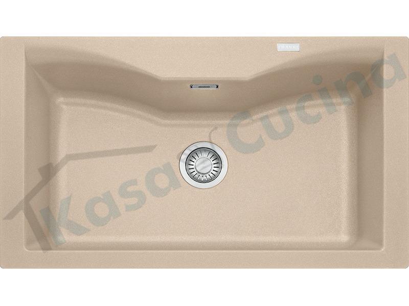 Lavello da Incasso Acquario cm.86X50 Fragranite Avena 1 Vasca | Kasa ...