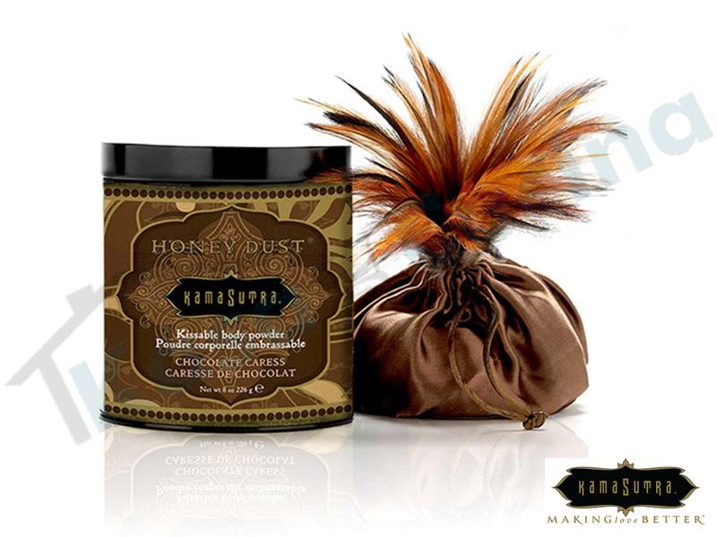 Polvere Aromatizzata Kamasutra Miele Cioccolato Honey Dust Chocolate Caress