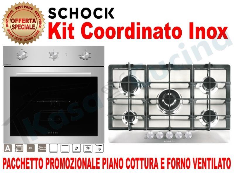 Pacchetto in Offerta Promozionale: Piano Cottura cm.75 Griglie in ...